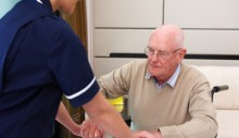 Elderly Care and the NHS